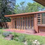 『行った気になる #世界遺産 #ハーバート・キャサリン・ジェイコブス邸 #フランク・ロイド・ライトの20世紀建築作品群』の画像