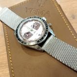 『フランス腕時計ブランドYEMA(イエマ)から初の新作「ラリーグラフ クォーツ」入荷!』の画像