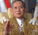 【訃報】 タイのプミポン国王が死去