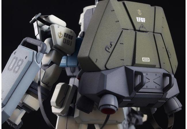 【ガンダムブレイカー3】パラシュート装備はEz-8