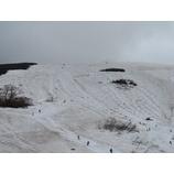 『月山スキーキャンプ1期 小雨模様の週末。』の画像