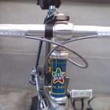 『自転車 11 補助ブレーキ取り付けとバーテープ新調』の画像