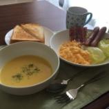 『自炊歴7年の俺が作った朝食wwwwwww』の画像