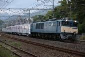 『2016/4/22~23運転 都営地下鉄12-600形甲種』の画像