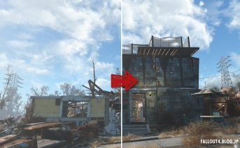 Fallout4 居住地データの移植・共有化ツール『Cell Ripper』