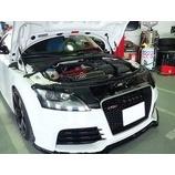 『【スタッフ日誌】Audi TTRS(8J)に各種のお取り付けさせて頂きました!』の画像