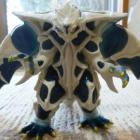 『ウルトラ怪獣シリーズ 宇宙有翼骨獣ゲランダ レビューらしきもの』の画像