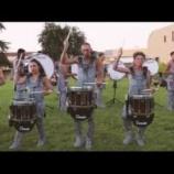 『【DCI】ドラム必見! 2019年サンタクララ・バンガード・ドラムライン『カリフォルニア州サンバーナディーノ』本番前動画です!』の画像