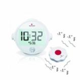 『東海愛知新聞連載  第23回「音でなくブルブル(振動)でお知らせ!振動式時計」』の画像