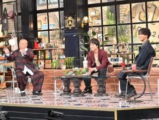 【まるであの人?】「A-Studio+」に出演した重岡大毅さんへ