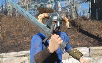 『Fallout 4』伝説の戦士の武具セットなど、次期配信予定のクリエーション