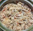 ワイ「土鍋に米入れて出汁入れてサバときのこ入れて炊いたろ(笑)」←これ