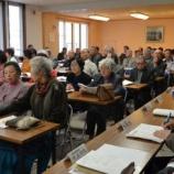 『4月19日 桔梗町会総会開催』の画像