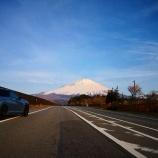 『ロングドライブ後編「甲府盆地~富士山」』の画像