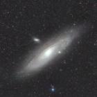 『聖地で捉えた!アンドロメダ座大星雲(M31) ☆彡』の画像