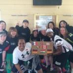 Women's World Tackle Football Camp blog