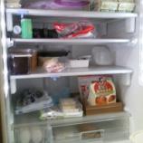 『冷蔵庫の中』の画像