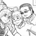 【お客様困ります!!】アルフィーALFEE漫画マンガ 桜井 坂崎 高見沢『 楽しく観光していたのに最後にこんな事になるなんて!!』