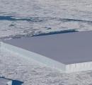 【画像】南極にヤバイものが出現してしまう 何かのメッセージか?