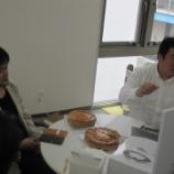 『PATiSSERiE・としおの小野寺さんがご来所 9月のオープンに向けて情報交換』の画像