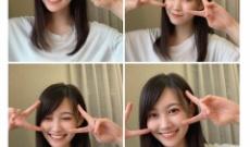 """【乃木坂46】""""びーむ""""を体得した新4期生 松尾美佑ちゃん!!!"""
