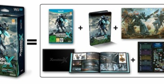Wii U『ゼノブレイドクロス』ヨーロッパ限定版のセット内容公開!アートブック、スチールブックカバーなど