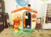 【AKB48】カレーパンマンがアンパンマンの家に遊びに行く