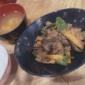 麻婆茄子定食です❣️ https://t.co/6C1B7S...