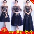 『憧れのドレスやカラードレスなどラインナップも充実しており、サイズも幅広く取り揃えています』の画像