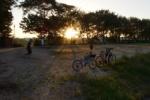 天の川沿いの公園でファットボーイスリムみたいな感じの写真撮れた~Photo by スリムリズム~