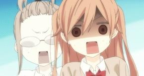 【田中くんはいつもけだるげ】第4話 感想 胸のサイズだけは誤魔化せない!