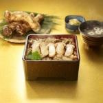 吉野家の松茸牛丼(730円税込)をご覧下さい