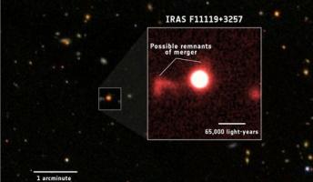 【宇宙】銀河中心ブラックホールが大量の物質を吹き飛ばす - 米メリーランド大など