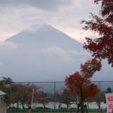 久しぶりに富士山を見に行きました