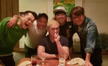 ダウンタウン松本さんがみんなで集まって今後のお笑い界について語る