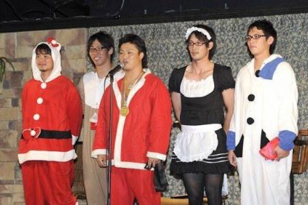 巨人村田が今年もクリスマスパーティを開催!参加費は3万円 alt=