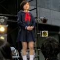 東京大学第66回駒場祭2015 その55(ミス&ミスター東大コンテスト2015/森章彩子)