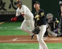 【阪神】浜地4回6失点で降板 岡本&坂本に被弾 デビュー戦飾れず