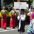 2013年横浜開港記念みなと祭国際仮装行列第61回ザよこはまパレード その69(神奈川朝鮮中・高級学校)