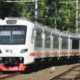 『【全列車運休】どうなる空港鉄道?ロングシート列車もひっそり終了』の画像