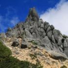 『日本百名山 鳳凰三山へ行ってきました!!☆その4 あこがれのオベリスク♪』の画像