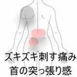 『腰痛と肩のつっぱり感 室蘭登別すのさき鍼灸整骨院症例報告』の画像