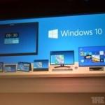 【速報】次期Windowsの名称が決定! 8/8.1から9を飛ばし「Windows 10」