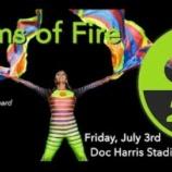 『【DCI】大会告知! 2020年7月3日(金)開催『ドラムズ・オブ・ファイヤー』告知動画です!』の画像