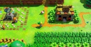 【ゲーム売上】『ゼルダの伝説 夢をみる島』が初週14万本を販売して首位!Switch Liteは初週17万台!