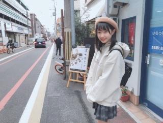 NMB48 三宅ゆりあ「#ゆりあと京都散歩 この、タグ流行らそう!!」