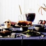 話題沸騰のフープリースで作るオシャレなハロウィン飾り