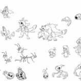 『【ポケモン剣盾】例のリークイラストレーター、また新ポケモンを描く?なんだか嘘くっせえ…(10/29追記:ガセだってよ)』の画像