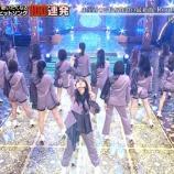 『【テレ東音楽祭】オリラジ、乃木坂46曲披露中に後ろでめっちゃ盛り上がっててワロタwwwwww』の画像