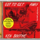 『Ken Boothe「Got To Get Away Showcase」』の画像